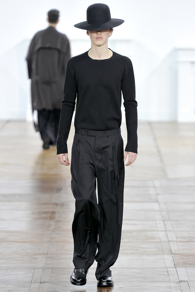 Amish influences on Fashion. Ann Demeulenmeester, Dior ...