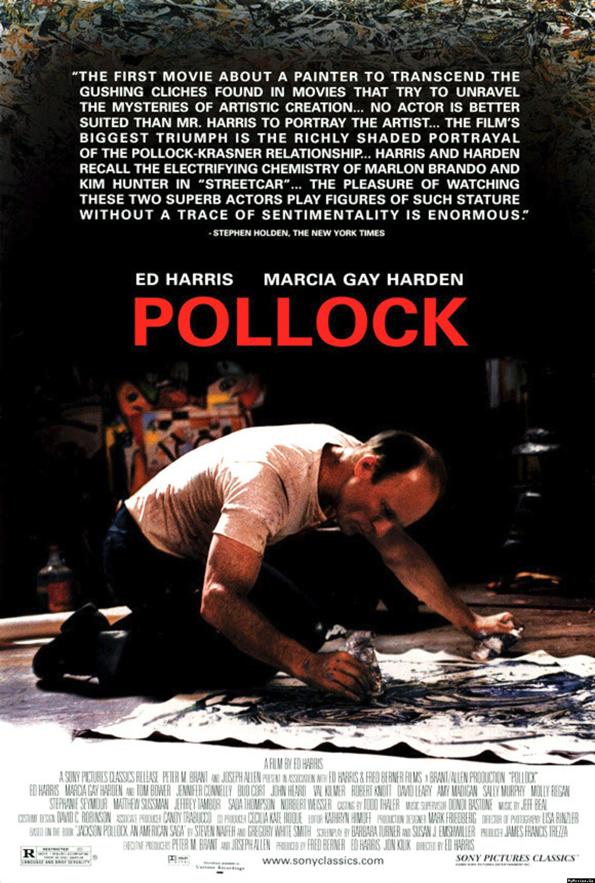 pollock film  italy sat