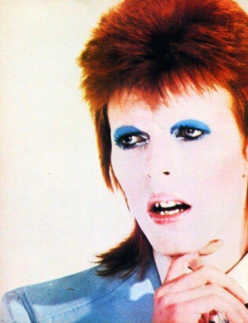 The Creation Of Ziggy Stardust Look