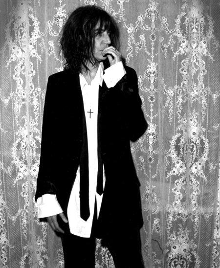 Patti Smith, Style Icon and writer of 'Just Kids'  Patti Smith, St...