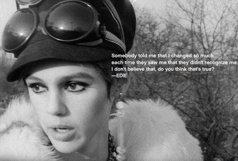 Edie Sedgwick Quotes Beauteous Edie Sedgwick Superstar
