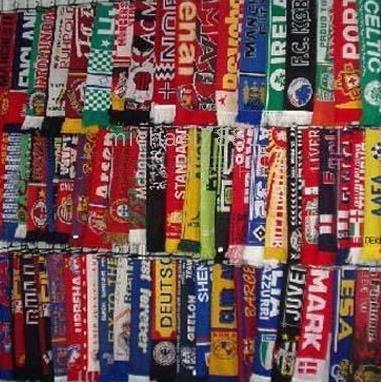 football scarf a fashion accessory