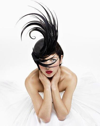Why the hats? 'To keep everyone away from me, said Isabella Blow