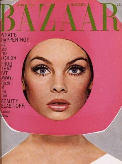 CREATELOVES Style Inspiration Jean Shrimpton