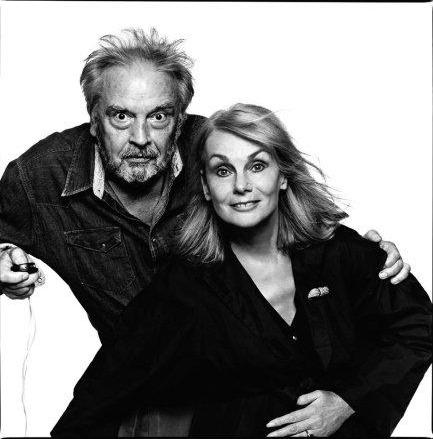 David Bailey & Jean Shrimpton selfportrait 2010