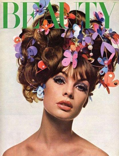 Jean Shrimpton beauty cover
