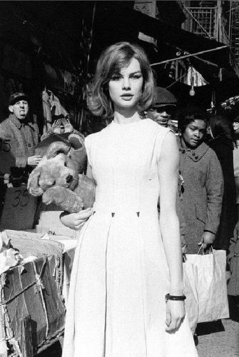 Jean Shrimpton in NY by David Bailey 3