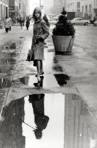 Jean Shrimpton in NY by David Bailey 5