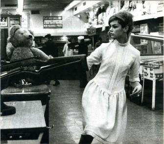Jean Shrimpton in NY by David Bailey 6