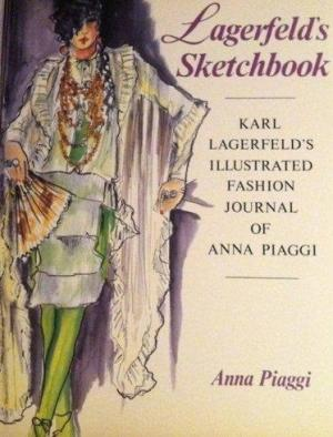 Karl Lagerfeld Sketchbook-cover