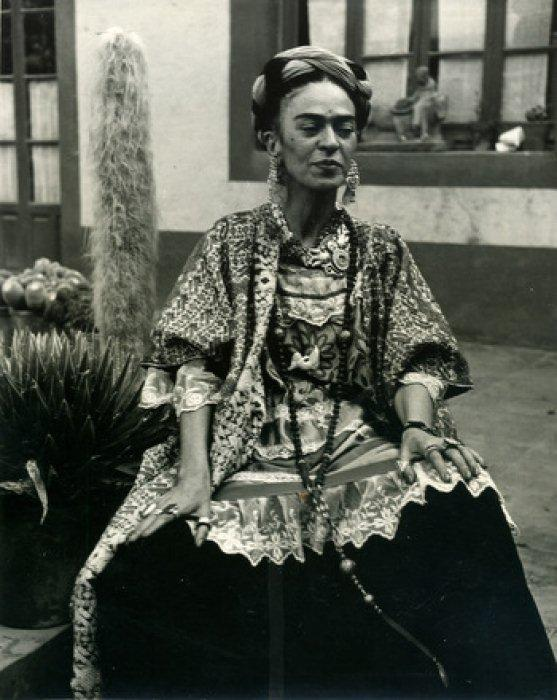 Frida Kahlo, an icon in many ways (part 1)