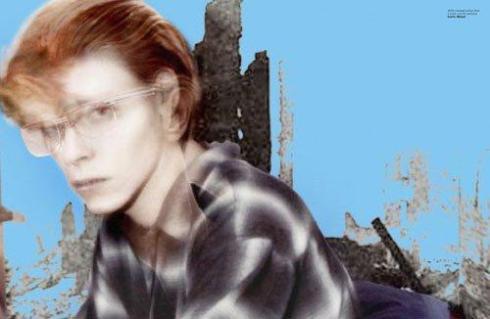 David Bowie/ David Sims
