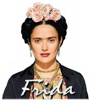 Frida, the movie