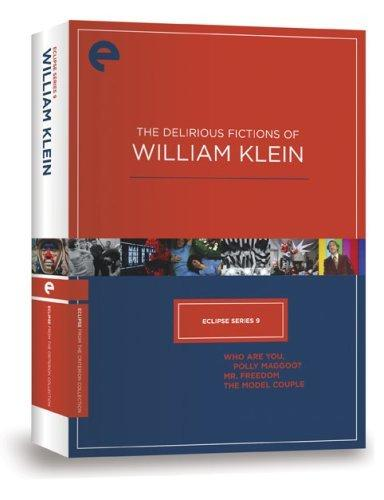 DVD box William Klein