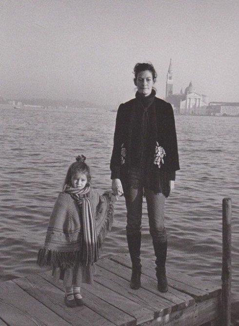 Venetia Scott & Lola