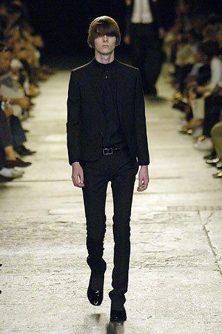 Kris Van Assche Made His Debut with Dior Homme