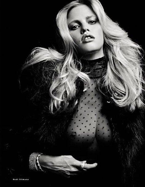Lara-Stone-by-Hedi-Slimane-for-Vogue-Russia-January-201304