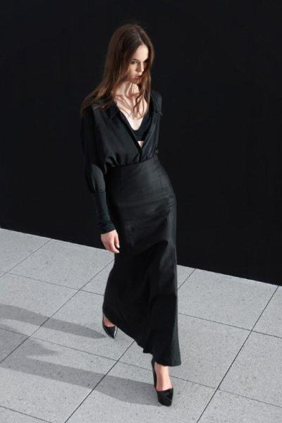 Theyskens' Theory Spring 2011 Ready-to-Wear Collection Slideshow on Style.com (3)