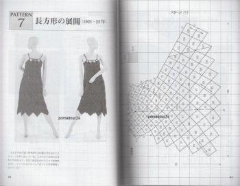 Vionnet pattern