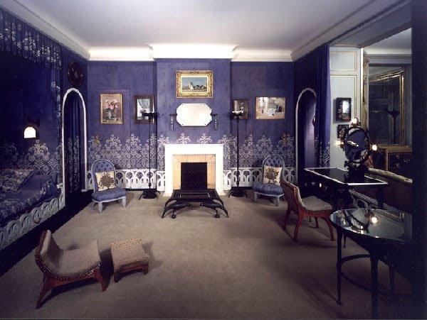 Jeanne lanvin founder of world s oldest fashion house for Boutique salle de bain paris