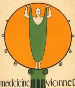 madeleine-vionnet  logo