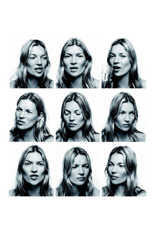 Corinne Day/Kate Moss