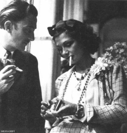Coco & Salvador Dalí