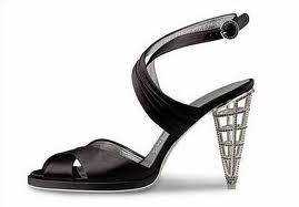 Cage heel