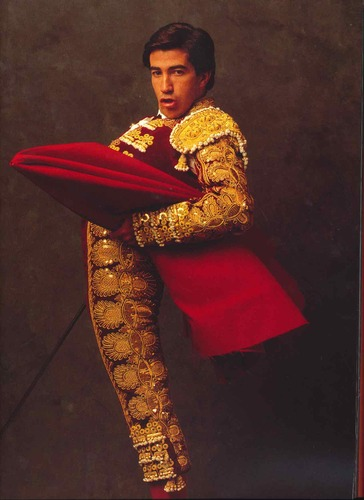 51HjQHobaAL  sc 1 st  AG Nauta couture & Bullfighter costumes photographed by Peter Müller |
