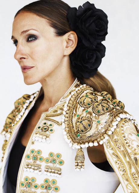 Sarah jessica parker moda taurinav