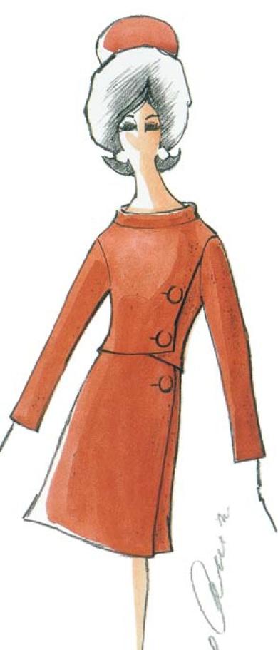 Jackie Kennedy, the Presidential Wardrobe |