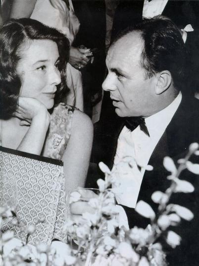 Bettina & Prince Aly Khan