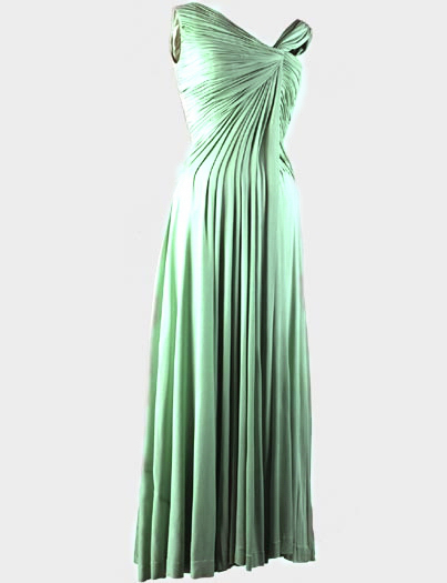 oleg-cassini-evening-dress-in-celadon-silk-jersey-1962