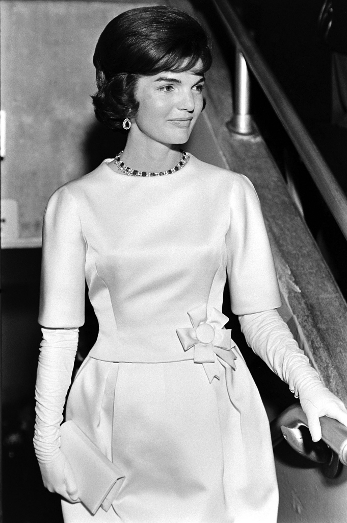 Jackie Kennedy Fashion: Jackie Kennedy, The Presidential Wardrobe