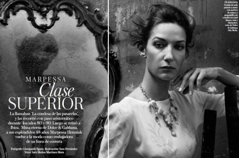 Marpessa-hennink-wearing-dolce-and-gabbana-alta-moda-in-vogue-spain-may-2013-issue-portrait