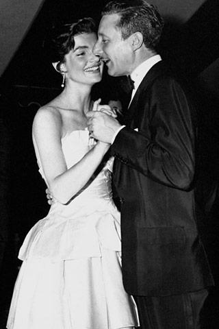 Jackie Kennedy & Oleg Cassini