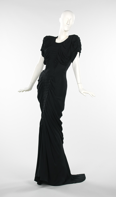 La Sirene Evening Dress