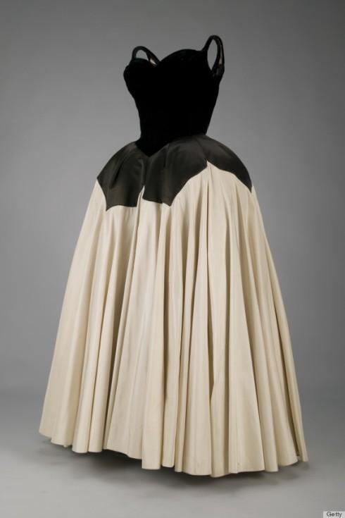 Petal Evening Dress