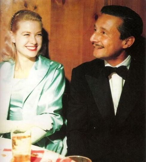 Grace Kelly & Oleg Cassini