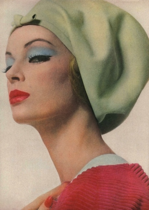 halston hat
