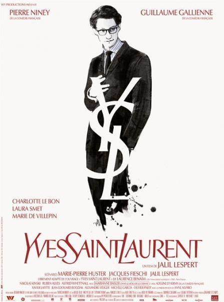 YSL movie poster