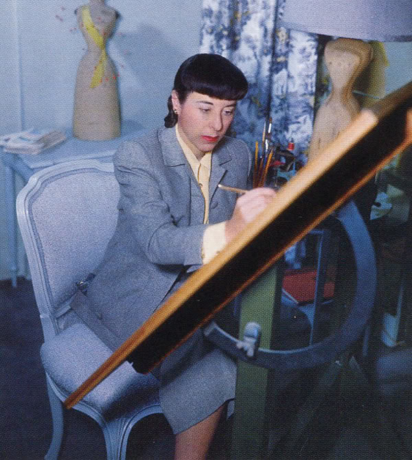 Edith Head The Legendary Hollywood Designer Part Two