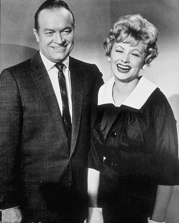 bob hope, lucille ball