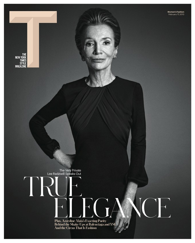 Lee Radziwill Sister Princess Fashion Icon