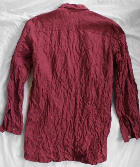 Shirts No. 1 back