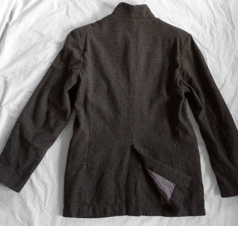 Jacket No. 904 back