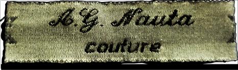 A.G. Nauta couture label