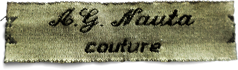 A.G. Nauta couture label