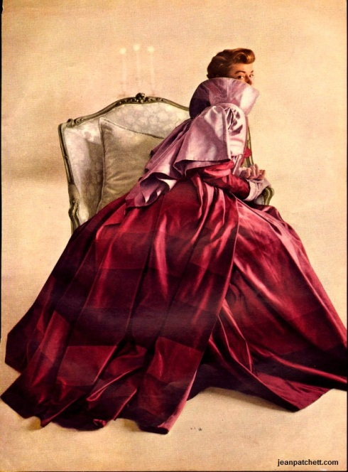 jean patchett by Horst P. Horst