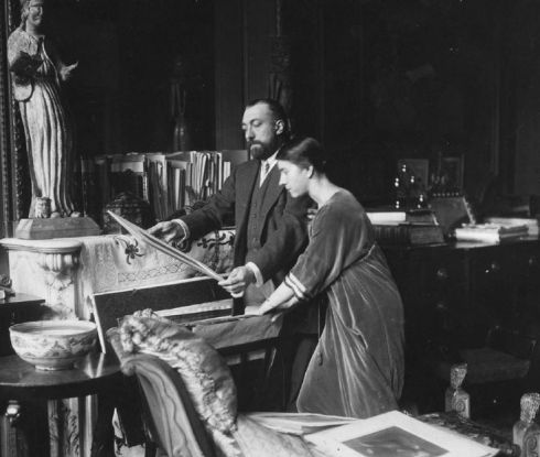 Denise & Paul Poiret